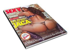 mulherjaca Sexy Especial   Mulher Jaca   Novembro 2008