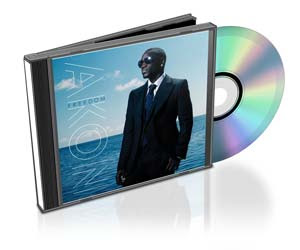 Akon - Freedom 2008