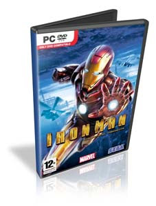 Iron Man - The Game Pc