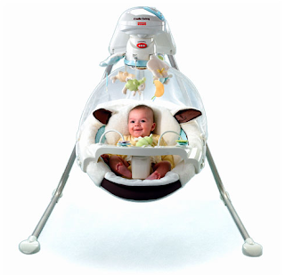 Fisher-Price Introduces My Little Lamb Cradle 'n Swing