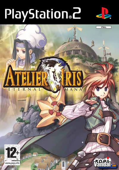 Atelier Iris Eternal Mana Pal Ps2Dvd-CHRONiC