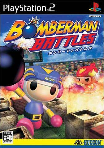 Bomberman Battles PS2 CD JPN NTSC [MEGAUPLOAD]