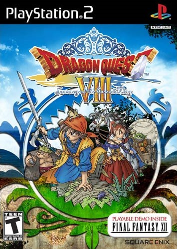 Dragon Quest VIII PS2 PAL MULTI5 [MU / RS / HF]