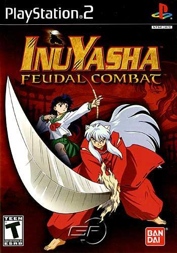 Inuyasha PS2 Games