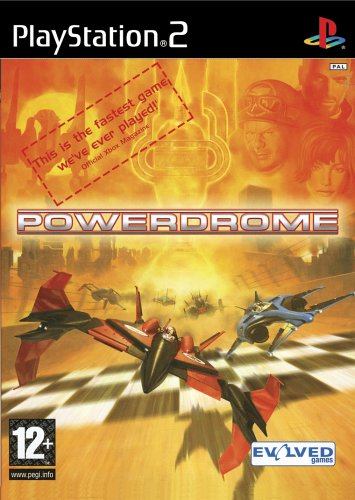 Powerdrome PS2 NTSC [MU/MF]