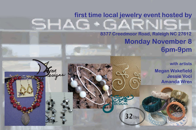 Debut Jewelry Trunk Show Invite