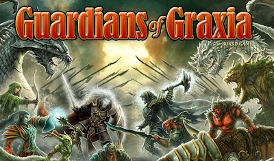 Categoria estrategia, Capa Download Guardians of Graxia (PC)