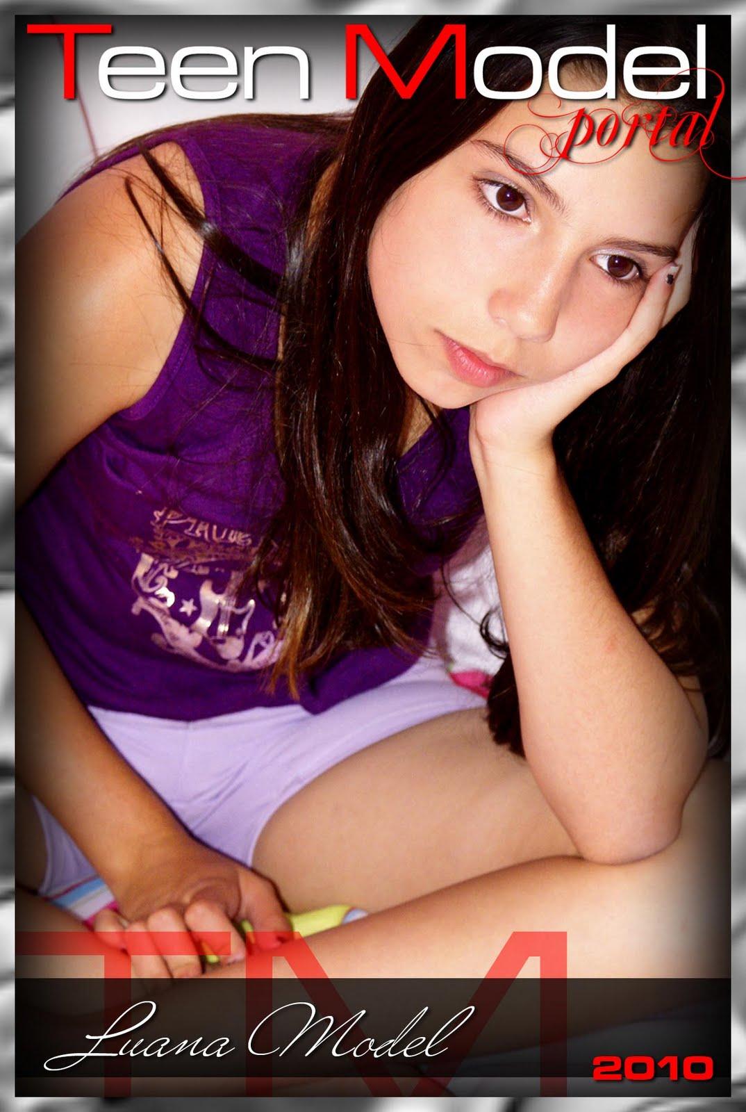 young teen model portal