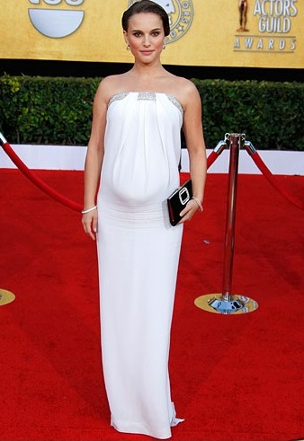 2011 SAG Awards Red Carpet Best Dressed: Natalie Portman in Azzaro