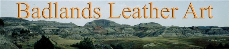 Badlands Leather Art