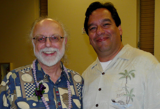 Dr. Fred Alan Wolf aka Dr. Quantum and Al Diaz