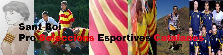 Sant Boi Pro Seleccions Esportives catalanes
