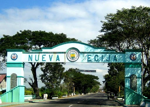 travel destinations in nueva ecija