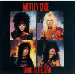Motley Crue :: Shout At The Devil