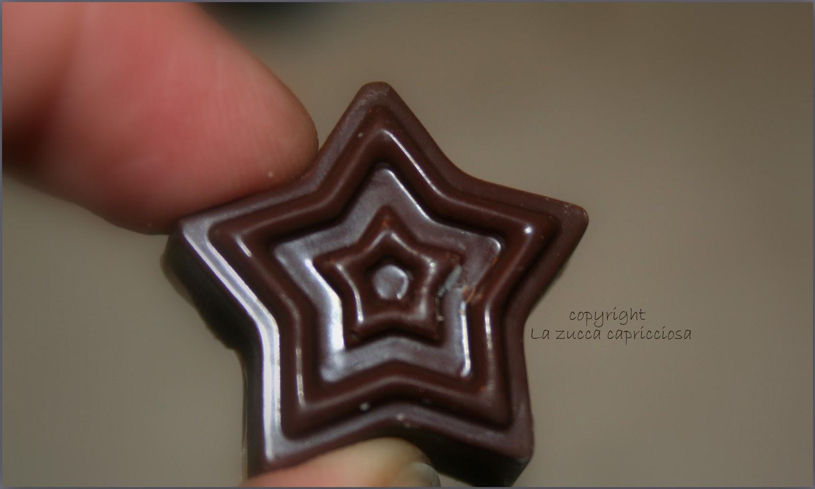 Ricomincio da dal cioccolato salame di cioccolato e - Lo specchio ti riflette testo ...
