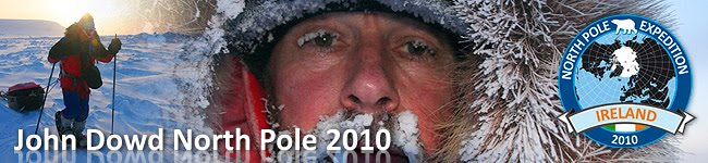 John Dowd North Pole 2010