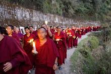 per il Tibet...