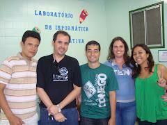 Equipe do Núcleo Belarmina Campos