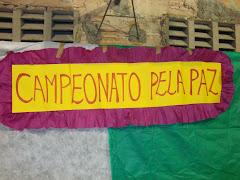 SORTEIO DAS CHAVES DO CAMPEONATO DE FUTSAL