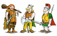 Rom Teuton Gaul