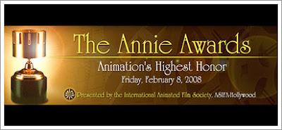 35th Annie Awards - Best Music Categories
