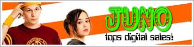 Juno Soundtrack Tops Digital Sales