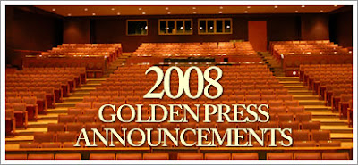 Golden Globe Awards via Press Conference