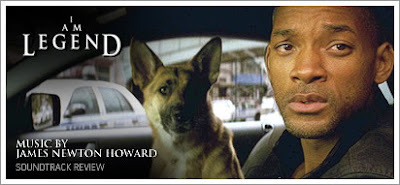 I Am Legend (Soundtrack) by James Newton Howard