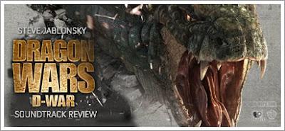 D-War: Dragon Wars (Soundtrack) by Steve Jablonsky
