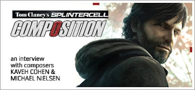 SplinterCell: Composition - An interview with composers Kaveh Cohen and Michael Nielsen
