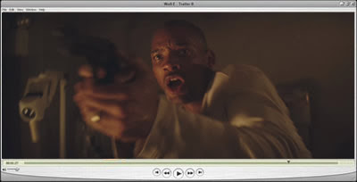 I Am Legend High Def Trailer