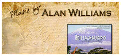Composer Alan Williams New Website