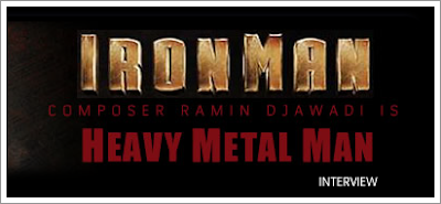 Interview with Ramin Djawadi (Iron Man)