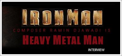 Interview with Ramin Djawadi (Iron Man)