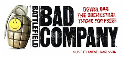 Free Download - Battlefield: Bad Company Orchestral Theme