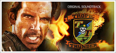 Lakeshore to Release Tropic Thunder by Theodore Shapiro