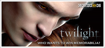 Be 1 of 2 Winners of the poster print from TWILIGHT