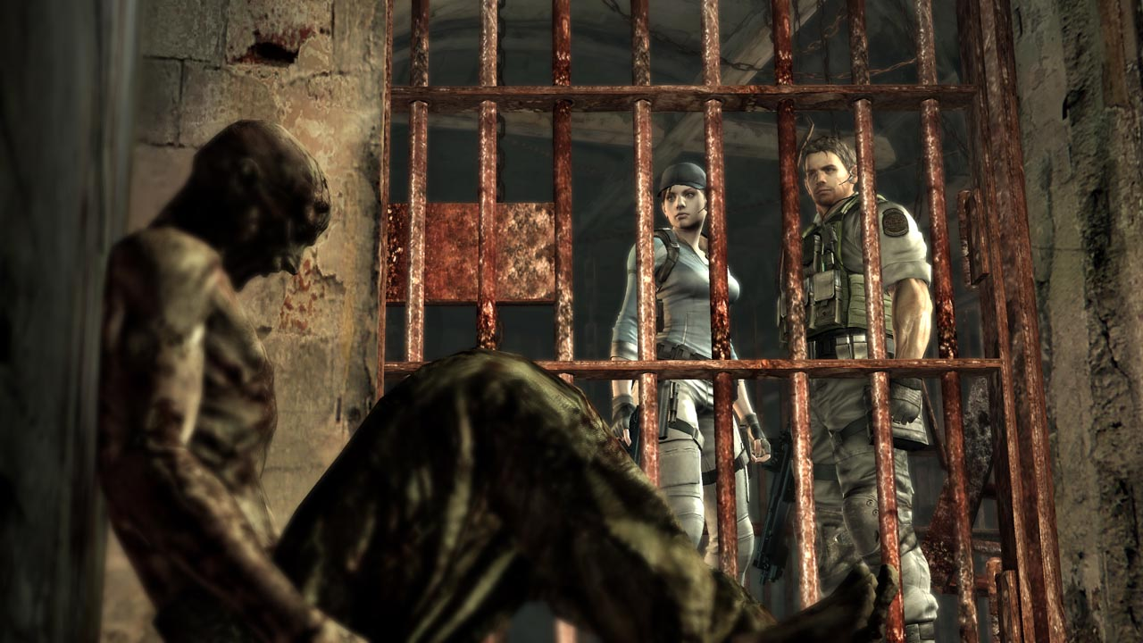 Resident Evil 5 Lost In Nightmares (DLC)