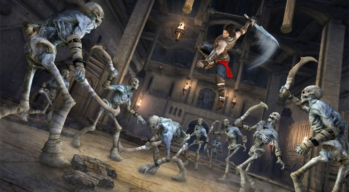 Скачать игру prince of persia shadow flame на андроид