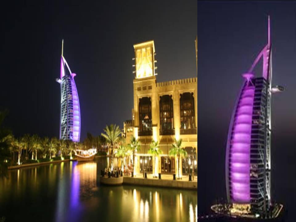 Beautiful cities of the world burj al arab hotel in dubai for Beautiful hotels in dubai