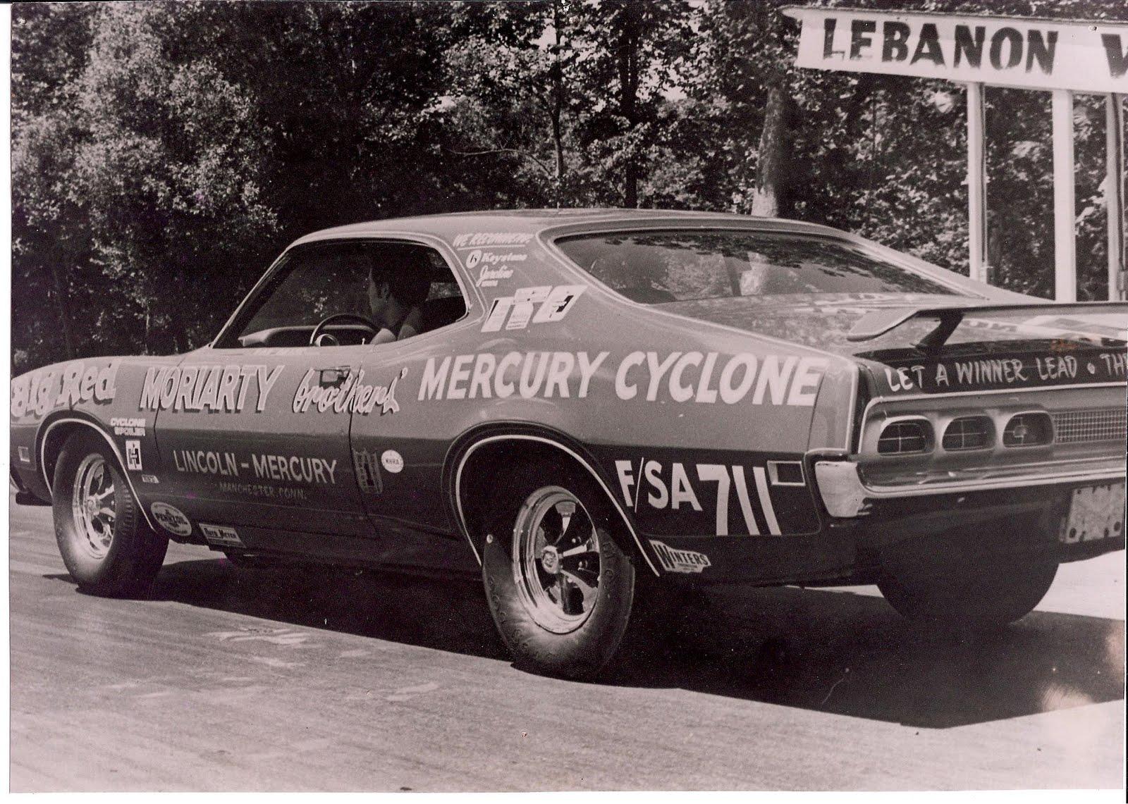a Lincoln-Mercury