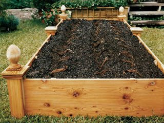 DIY Raised Garden Beds Plans