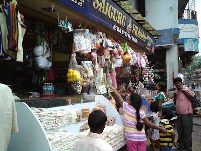 Markets in Shirdi