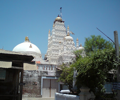 Ranchhodrai Temple in Dakor, Gujarat