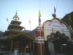Kandar Devta Temple in Uttarkashi