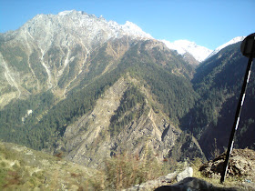 Sukhi Top near Harsil, Enroute to Gangotri