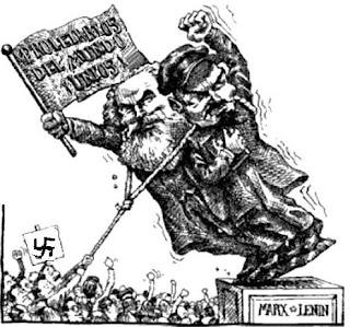 El Discurso del Anticomunismo - Grover Furr Derribando+a+Marx+y+Lenin