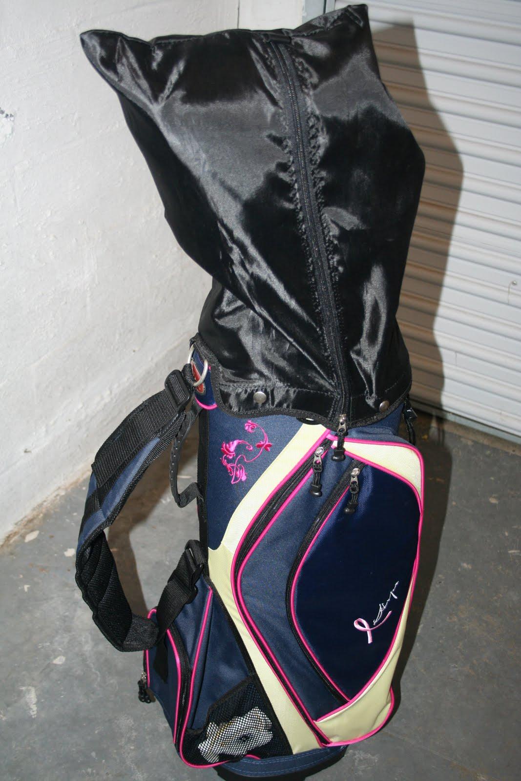 Wilson breast cancer golf