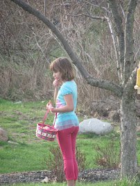 Easter egg hunt...