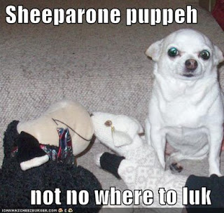 Sheeparone Puppeh